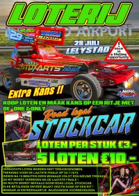 Loterij Road Legal Stockcar